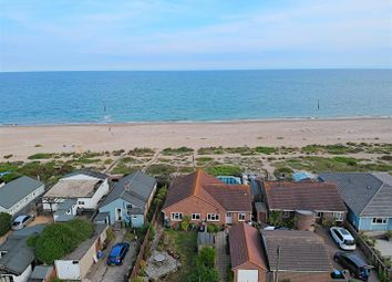 Thumbnail 4 bed detached bungalow for sale in West Front Road, Pagham Seafront, Bognor Regis