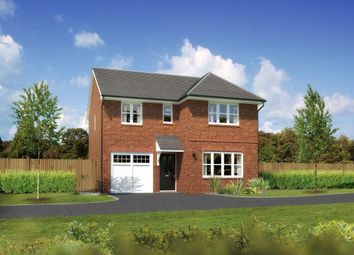 "Thumbnail 4 bed detached house for sale in ""Dukeswood"" at Close Lane, Alsager, Stoke-On-Trent"
