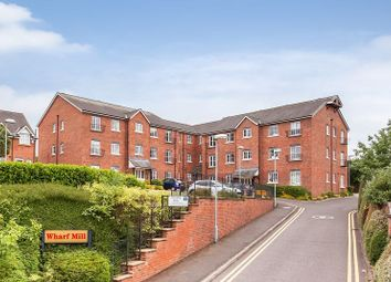 Thumbnail 2 bed flat for sale in Wharf Mill, Canal Road, Congleton