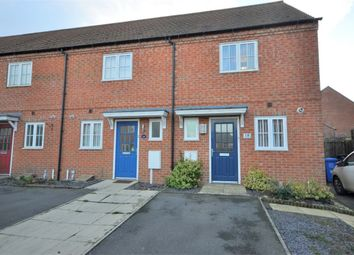 Thumbnail 2 bed terraced house for sale in Long Breech, Mawsley Village, Kettering