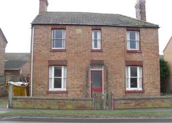 Thumbnail 3 bed detached house for sale in March Road, Coates