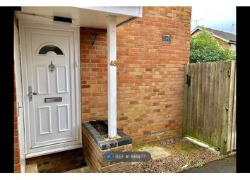 Thumbnail 1 bed end terrace house to rent in Small Crescent, Buckingham