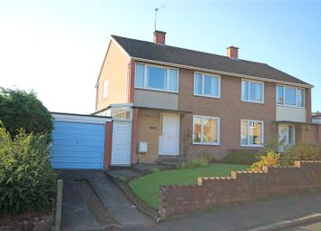 Thumbnail 3 bed semi-detached house for sale in 1 Mayburgh Avenue, Penrith, Cumbria