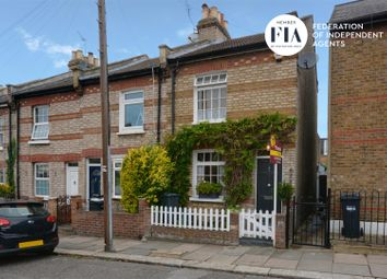 Albany Road, Brentford TW8. 2 bed end terrace house for sale