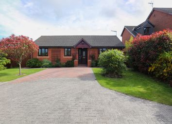 Thumbnail 3 bed detached bungalow for sale in Rose Way, Killamarsh, Sheffield