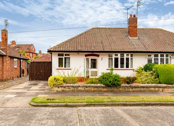 Thumbnail 2 bed bungalow for sale in Draycote Crescent, Darlington