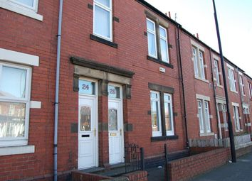 Thumbnail 1 bed flat to rent in Spence Terrace, North Shields