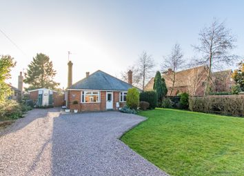 Thumbnail 3 bed detached bungalow for sale in Middlegate Road West, Frampton