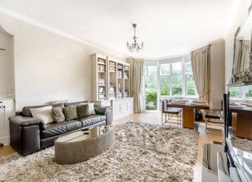 Thumbnail 2 bed flat for sale in Burghley Road, Wimbledon Village