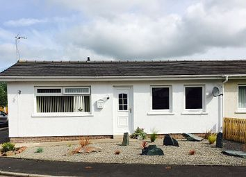 Thumbnail 2 bed semi-detached bungalow for sale in Harrot Hill, Cockermouth, Cumbria