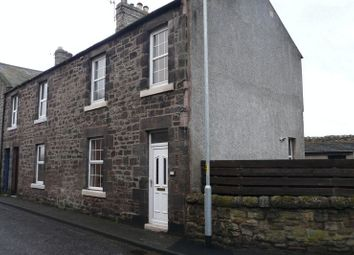 Thumbnail 2 bed end terrace house for sale in Commercial Road, Spittal, Berwick-Upon-Tweed