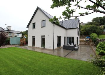Thumbnail 4 bed detached house for sale in Low Leasgill House, Leasgill, Milnthorpe, Cumbria