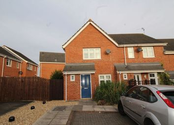 Thumbnail 2 bed semi-detached house to rent in Galloway Road, Pelaw, Gateshead