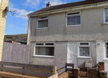 Thumbnail 3 bed terraced house for sale in East Pentwyn, Blaina
