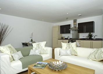 Thumbnail 2 bed flat to rent in Valentia Place, Brixton, London