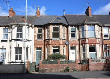 Thumbnail 3 bed terraced house for sale in Withycombe Road, Exmouth