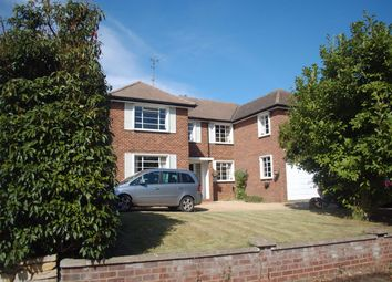 Thumbnail 5 bed detached house to rent in Priory Way, Hitchin