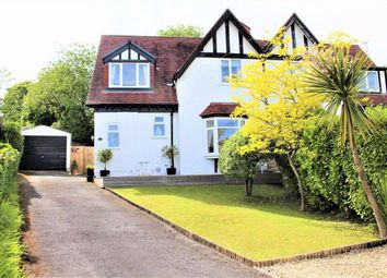 Thumbnail 3 bedroom semi-detached house for sale in Llanfair Gardens, Mumbles, Swansea