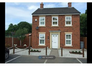Thumbnail 3 bed detached house to rent in Lambert Crescent, Nantwich