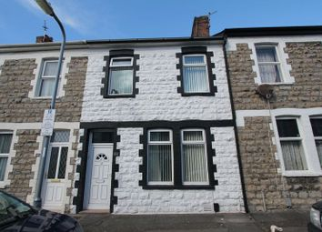 Thumbnail 4 bed terraced house to rent in Queen Street, Barry