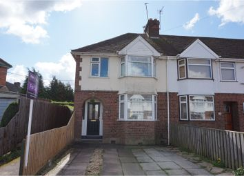 Thumbnail 3 bed end terrace house for sale in Taylor Avenue, Leamington Spa