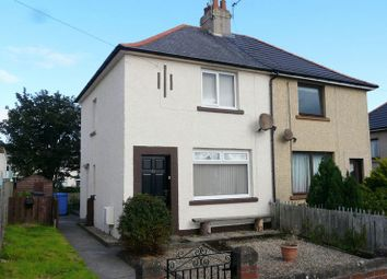 Thumbnail 2 bedroom semi-detached house for sale in St. Aidans Road, Berwick-Upon-Tweed