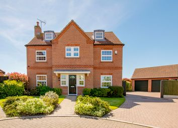 Thumbnail 5 bed detached house for sale in Southgate, Retford