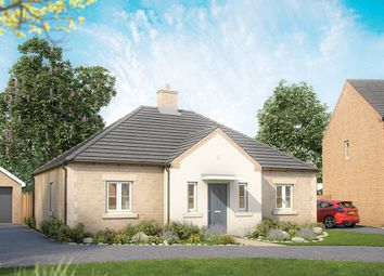 "Thumbnail 3 bed detached house for sale in ""The Charterville"" at Wenrisc Drive, Minster Lovell, Witney"