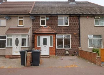 Thumbnail 3 bed terraced house to rent in Gorsebrook Road, Dagenham