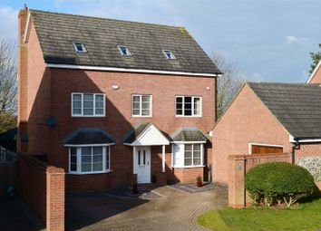 Thumbnail 5 bed detached house for sale in Hook Close, Greenham, Thatcham