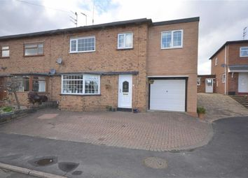 Thumbnail 4 bed semi-detached house for sale in Fieldsway, Stone