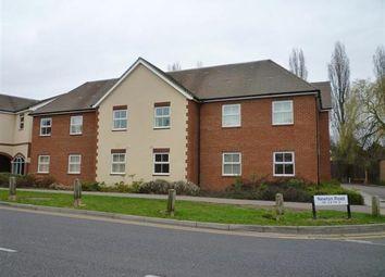 Thumbnail 1 bed flat to rent in Newton Road, Bletchley, Milton Keynes