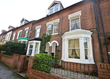 Thumbnail 4 bed town house for sale in Spring Road, Ipswich