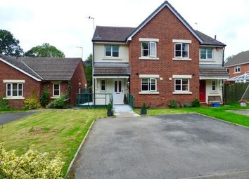 Thumbnail 3 bed semi-detached house for sale in Moorwood Close, Carlisle, Cumbria