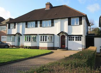 4 bed semi-detached house for sale in Britwell Road, Sutton Coldfield B73