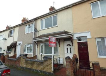 Thumbnail 2 bedroom terraced house for sale in Montagu Street, Swindon, Wiltshire