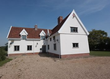 Thumbnail 4 bed detached house to rent in Norwich Road, Stowmarket, Mendlesham, Suffolk