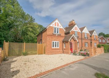West End, Cholsey, Wallingford OX10. 4 bed semi-detached house