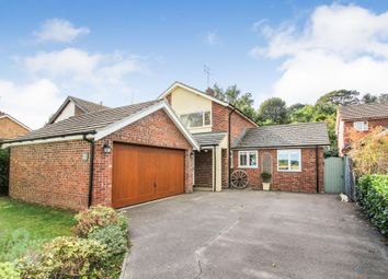 Thumbnail 4 bed detached house for sale in Marsh Lane, Worlingham, Beccles