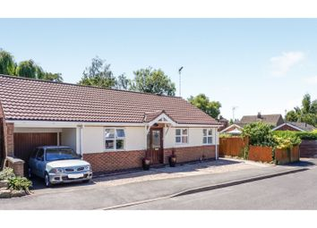Thumbnail 2 bed detached bungalow for sale in Anthony Drive, Thurnby