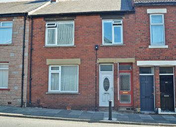 Thumbnail 3 bed flat for sale in Norham Road, North Shields