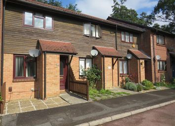 Thumbnail 2 bed terraced house for sale in Wellers Close, Totton, Southampton