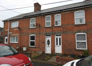 Thumbnail 2 bed terraced house to rent in Central Road, Leiston, Suffolk