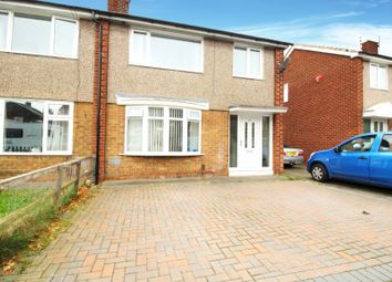 Thumbnail 2 bed semi-detached house for sale in Hutton Road, Eston, Middlesbrough