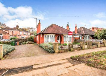 Thumbnail 2 bed detached bungalow for sale in Fulbridge Road, Werrington, Peterborough