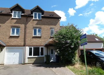 Thumbnail 4 bed semi-detached house for sale in Minstrel Way, Churchdown, Gloucester
