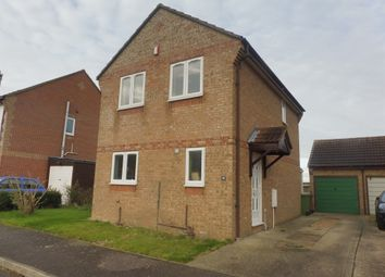 Thumbnail 3 bedroom detached house for sale in Williams Way, Manea, March
