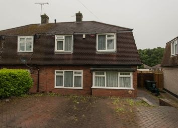Thumbnail 3 bed semi-detached house for sale in Nightingale Corner, Wotton Green, Orpington