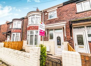 Thumbnail 3 bedroom terraced house for sale in Carlow Street, Middlesbrough