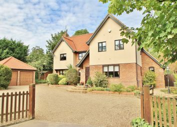 Thumbnail 5 bedroom detached house for sale in Palgrave, Diss, Norfolk